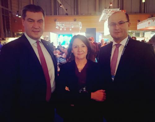 2017-12-15 CSU Parteitag in Nuernberg 01