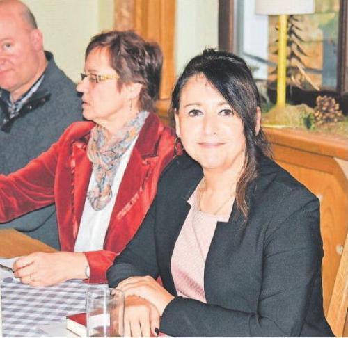 2018-01-07 Helga Huber CSU Fruehschoppen der CSA in Hoehenberg