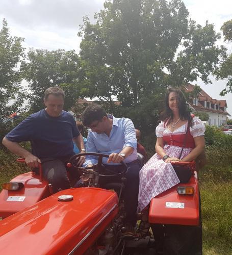 2018-06-18 Helga Huber CSU Deutz-Treffen Thannhausen