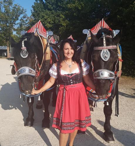 2018-08-20 Helga Huber CSU Volksfest Neumarkt Pferdemarkt